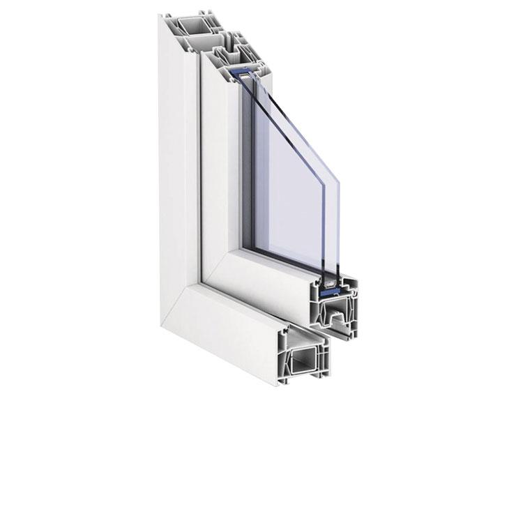 Trocal Classic 70 PVC σύστημα